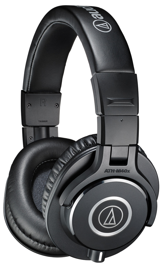 Audio Technica - Ath-M40X  Headphones