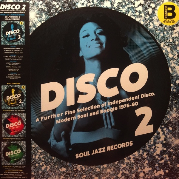 V/A - DISCO 2 2LP (PART B)