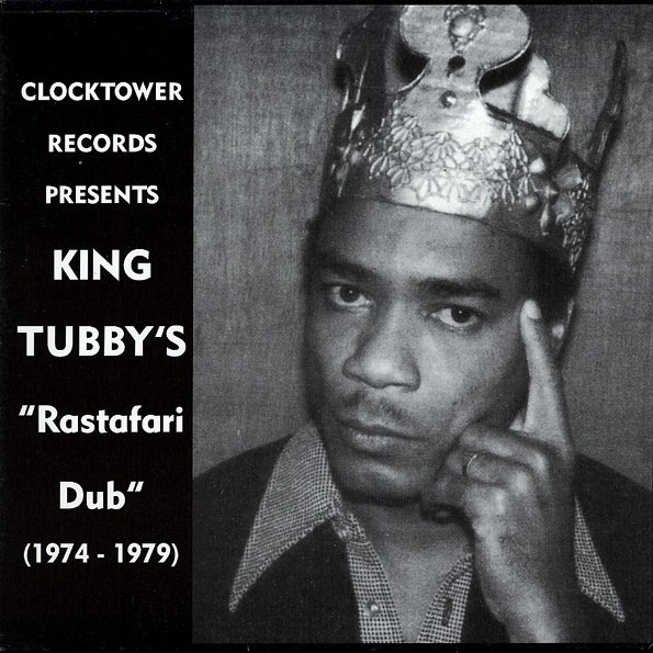 KING TUBBY - RASTAFARI DUB LP