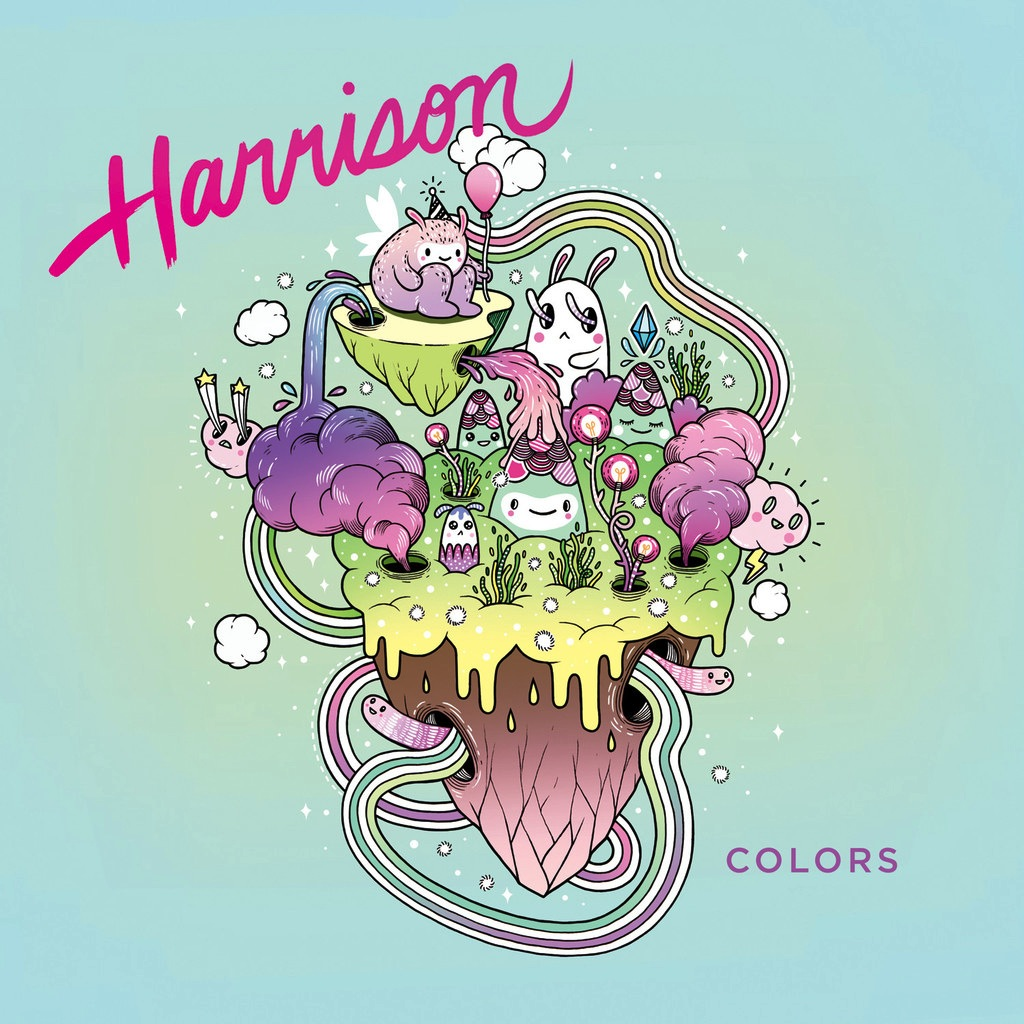 HARRISON - COLORS EP