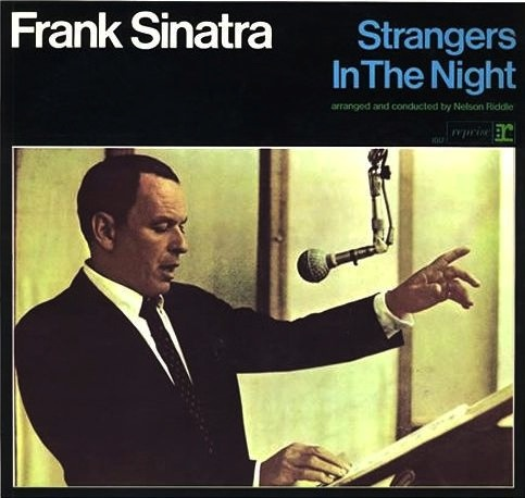 FRANK SINATRA - STRANGERS IN THE NIGHT LP