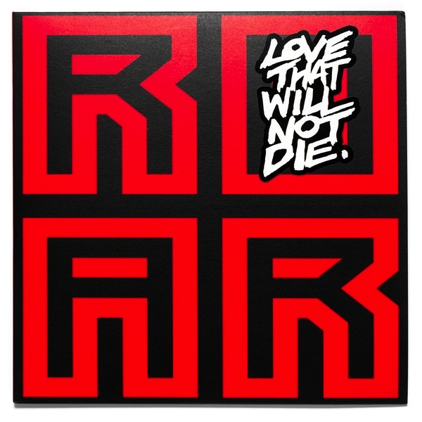 THE REVENGE - LOVE THAT WILL NOT DIE 2LP