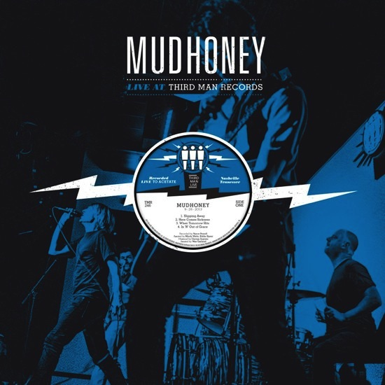 MUDHONEY - LIVE AT THIRD MAN RECORDS LP