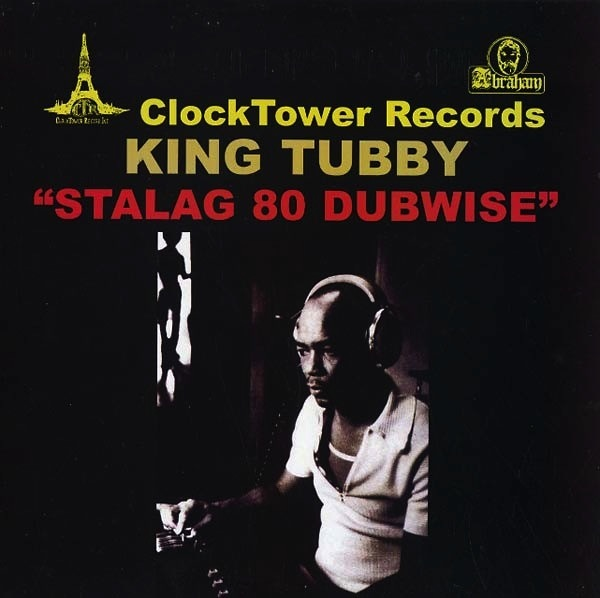 KING TUBBY - STALAG 80 DUBWISE LP