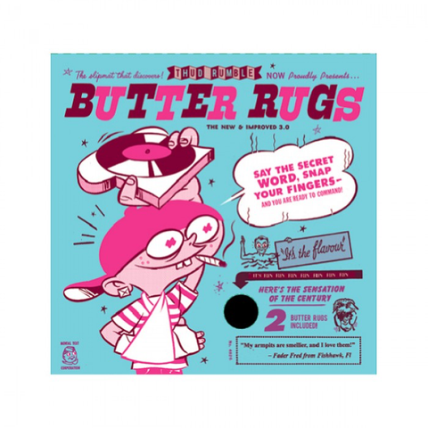 BUTTER RUGS -  7