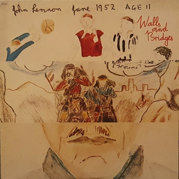 JOHN LENNON - WALLS AND BRIDGES LP (180 GRAM)