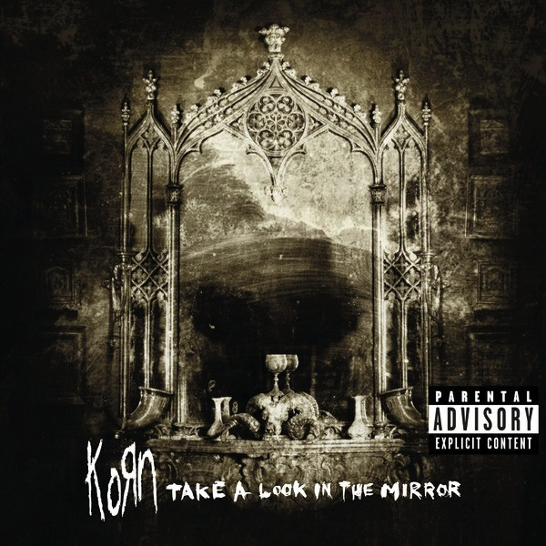 KORN - TAKE A LOOK IN THE MIRROR 2LP (180 GRAM) (SILVER VINYL)