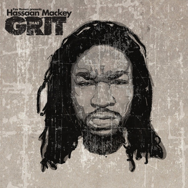 KEV BROWN PRESENTS HASSAAN MACKEY - THAT GRIT LP
