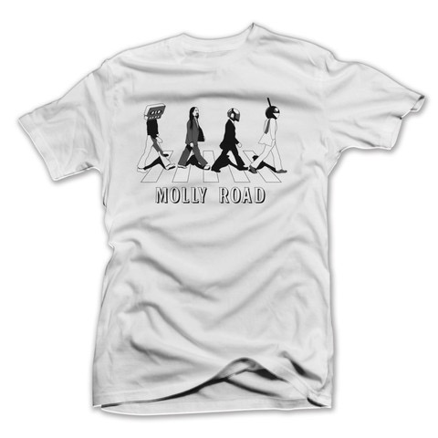MOLLY ROAD T-SHIRT WHITE