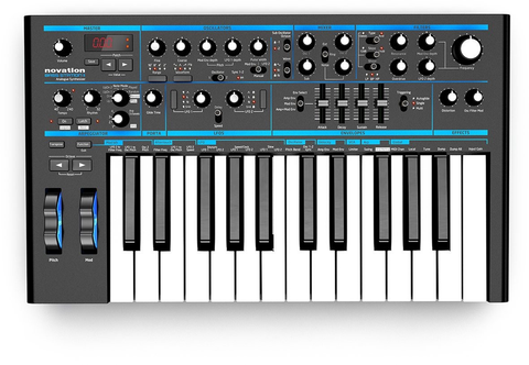 NOVATION - BASS STATION II MONO-SYNTH