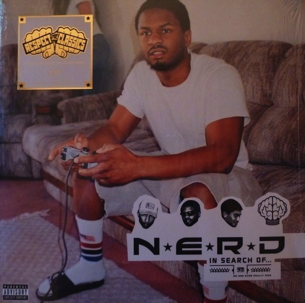 N*E*R*D - IN SEARCH OF... 2LP