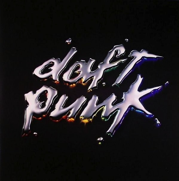 DAFT PUNK - DISCOVERY 2XLP