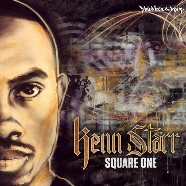 KEN STARR - SQUARE ONE LP