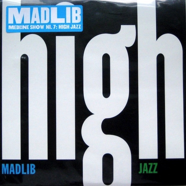 MADLIB - MEDICINE SHOW #7: HIGH JAZZ 2LP