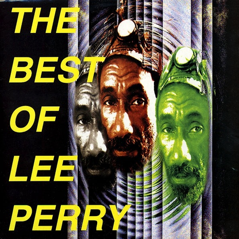LEE PERRY - THE BEST OF LEE PERRY LP