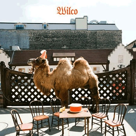 WILCO - WILCO (THE ALBUM) LP+CD