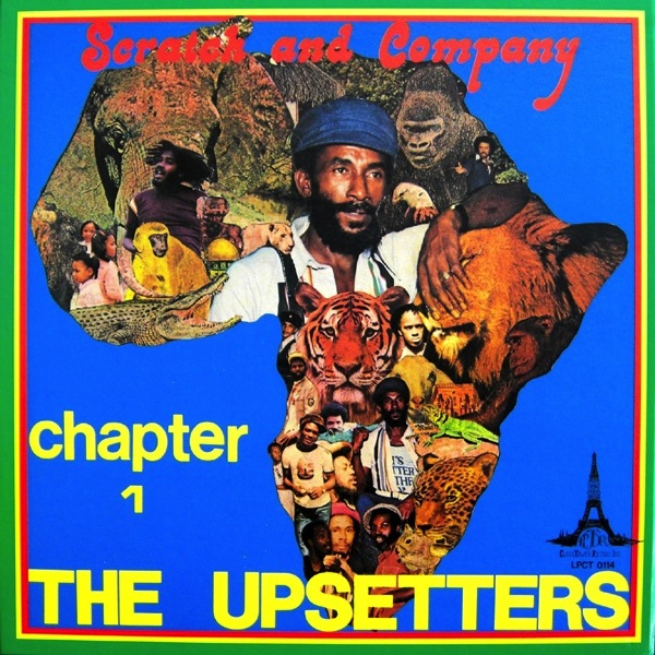 "THE UPSETTERS - SCRATCH AND COMPANY 3X10"" BOX SET"
