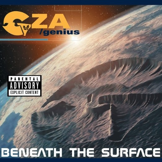 GZA - BENEATH THE SURFACE 2LP