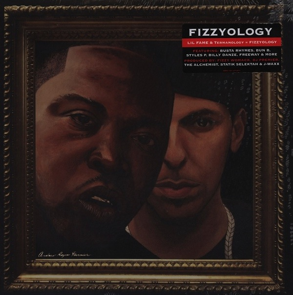 LIL FAME AND TERMANOLOGY - FIZZYOLOGY LP