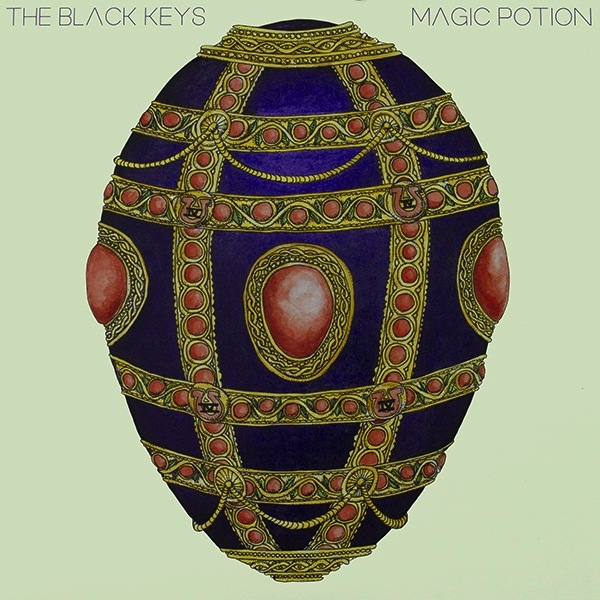 THE BLACK KEYS - MAGIC POTION LP