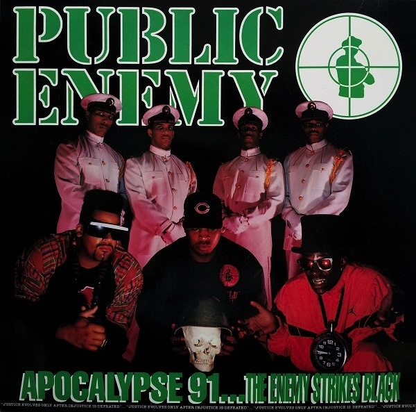 PUBLIC ENEMY - APOCALYPSE 91: ENEMY STRIKES BACK 2LP
