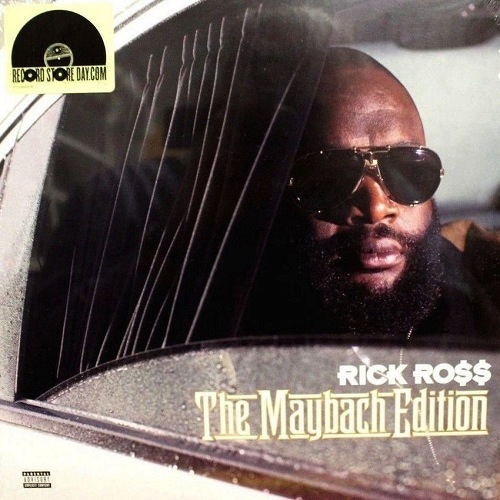 RICK ROSS - THE MAYBACH EDITION LP