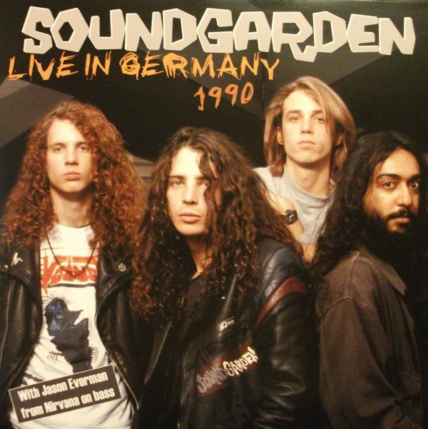 SOUNDGARDEN - 1990: LIVE IN GERMANY LP