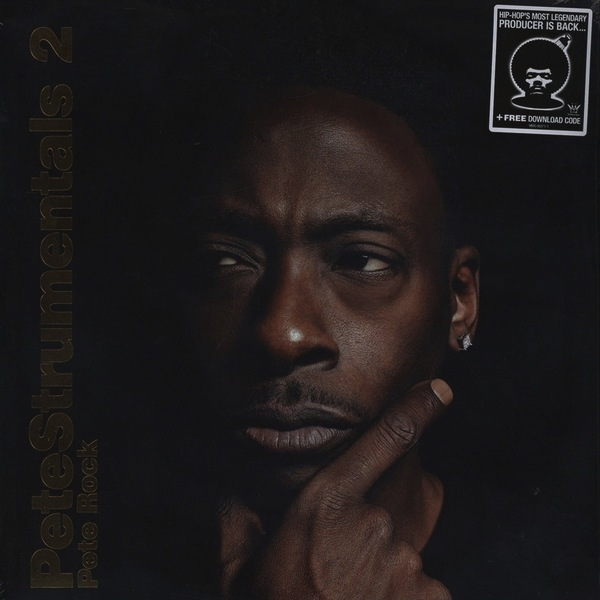 PETE ROCK - PETESTRUMENTALS 2 LP