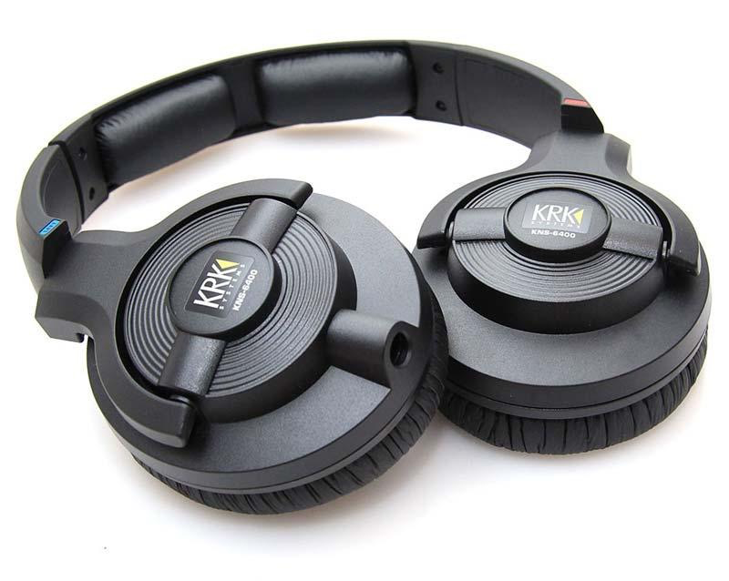 KRK - KNS 6400 HEADPHONES