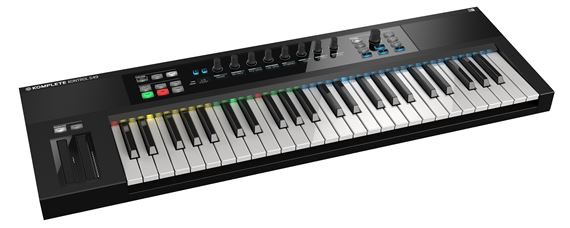 NATIVE INSTRUMENTS - KOMPLETE KONTROL S49 KEYBOARD
