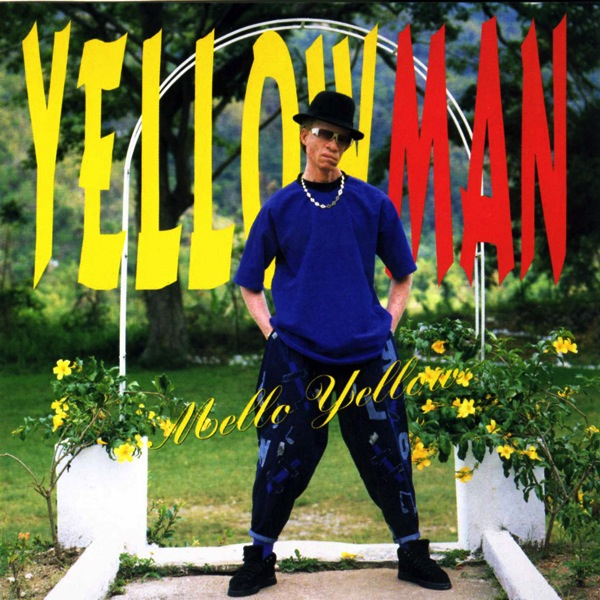 YELLOWMAN - MELLO YELLOW LP