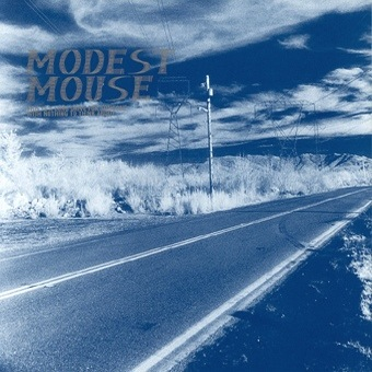 MODEST MOUSE - THIS IS A LONG DRIVE FOR SOMEONE WITH NOTHING TO THINK ABOUT 2LP
