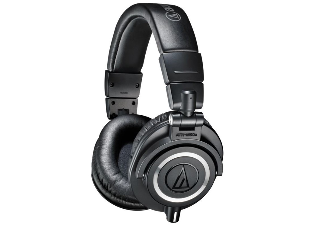 AUDIO TECHNICA - ATH-M50X  BACK HEADPHONES