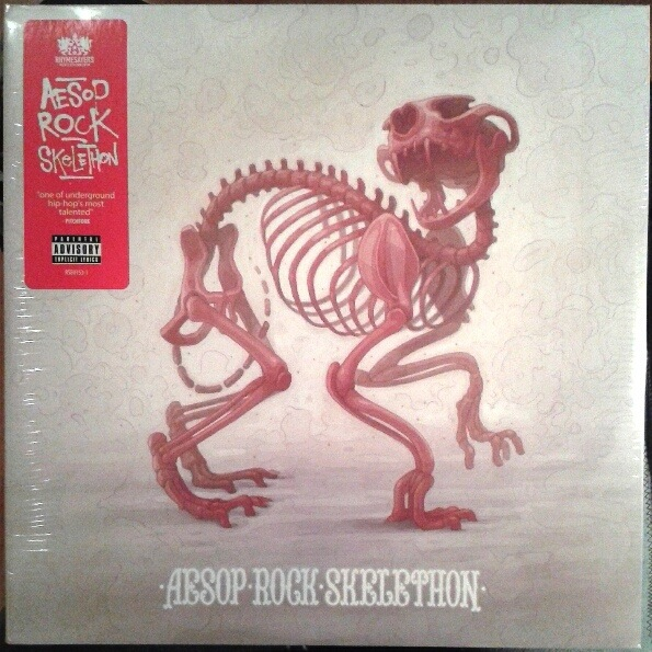 AESOP ROCK - SKELETHON 2LP