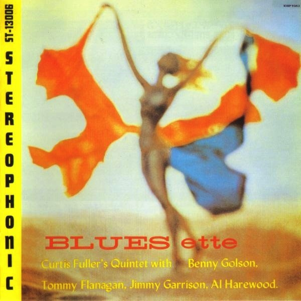 CURTIS FULLER - BLUES-ETTE LP