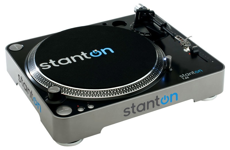 STANTON - T.62B DIRECT DRIVE TURNTABLE