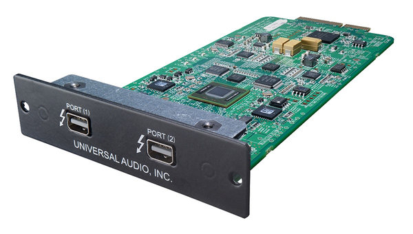 Universal Audio - Apollo Dual Thunderbolt card