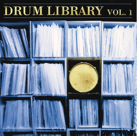 PAUL NICE - DRUM LIBRARY VOL. 1 LP