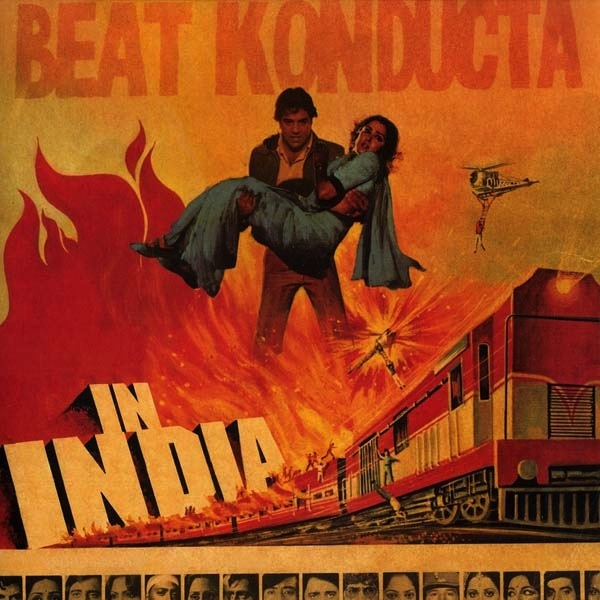 MADLIB - BEATKONDUCTA VOL. 3: BEAT KONDUCTA IN INDIA LP