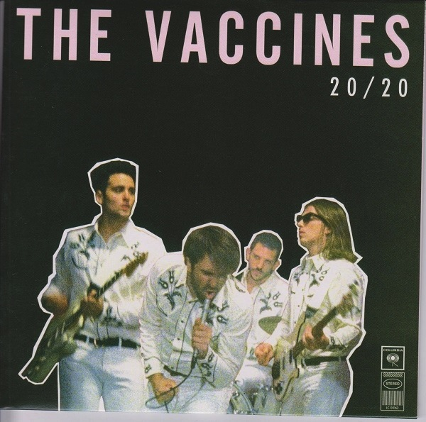 THE VACCINES - 20/20 7""
