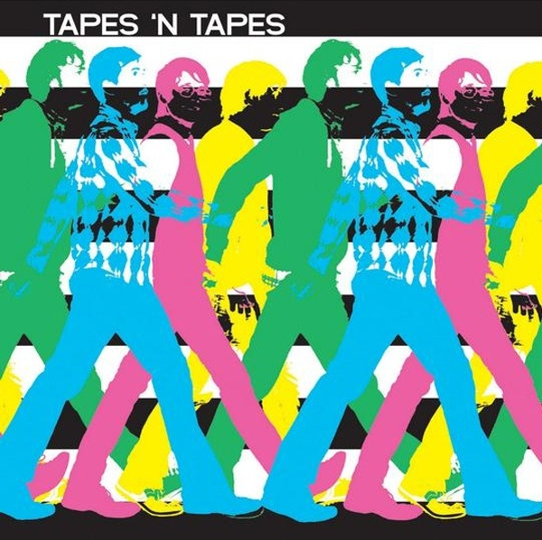TAPES N TAPES - WALK IT OFF 2LP