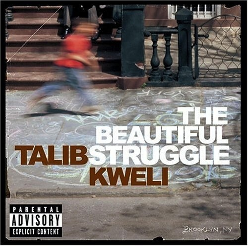 TALIB KWELI - THE BEAUTIFUL STRUGGLE 2LP
