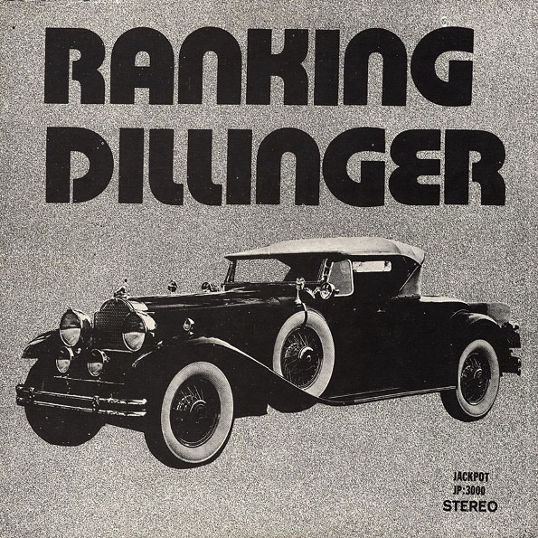 RANKING DILLINGER - NON STOP DISCO STYLE LP