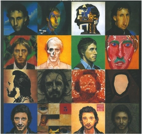 THE WHO - FACE DANCES LP