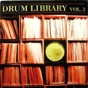 PAUL NICE - DRUM LIBRARY VOL. 2 LP