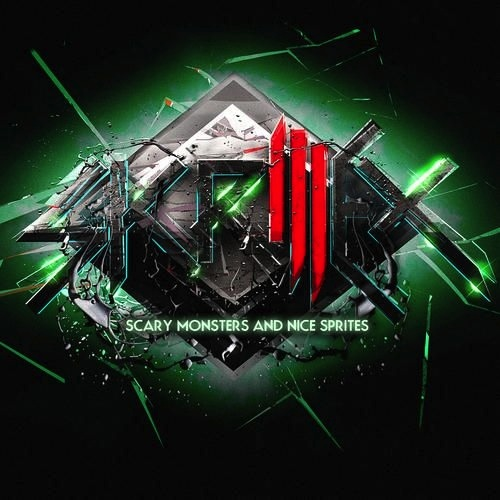 SKRILLEX - SCARY MONSTERS AND NICE SPRITES LP
