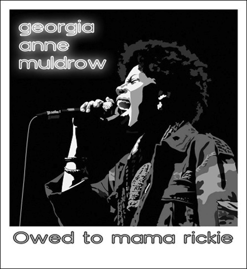GEORGIA ANNE MULDROW - OWED TO MAMA RICKIE LP