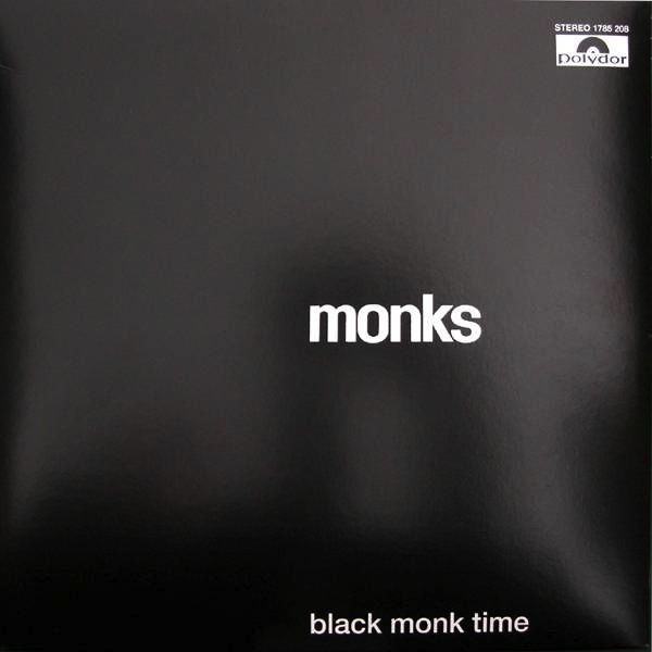 MONKS - BLACK MONK TIME LP
