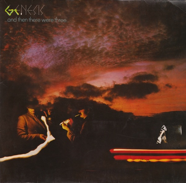 GENESIS - AND THEN THERE WERE THREE LP (180 GRAM)