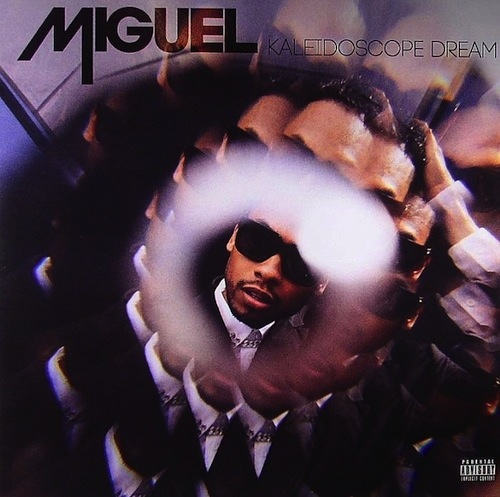 MIGUEL - KALEIDOSCOPE DREAM 2LP